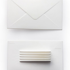You've got mail (White) by QUALY-living with styles