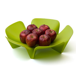 Flower fruit tray