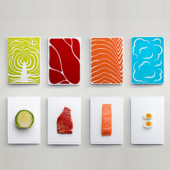 Slice cutting board by QUALY-living with styles