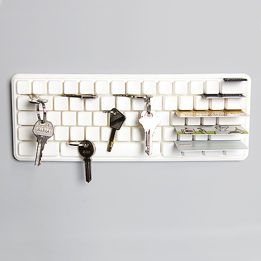 Keys board (White) by QUALY-living with styles
