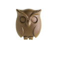 Night owl key holder close