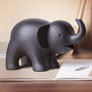 QL10207_Elephant Tape Dispensere-BK