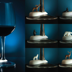 Cool Wine Animal